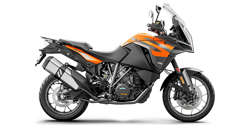 2020 KTM Super Adventure 1290 S at Riderz