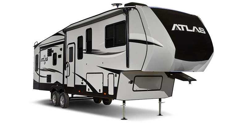 Atlas 2502REF at Campers RV Center, Shreveport, LA 71129