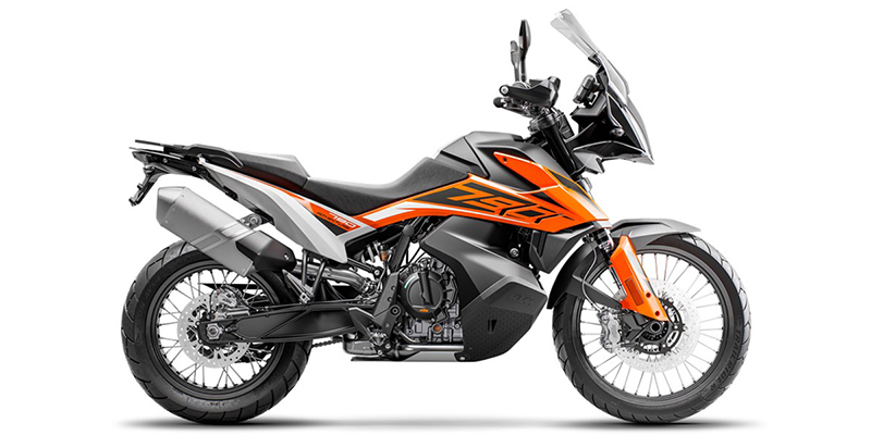 2020 KTM Adventure 790 at Riderz