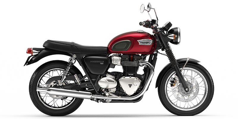 Bonneville T100 at Used Bikes Direct