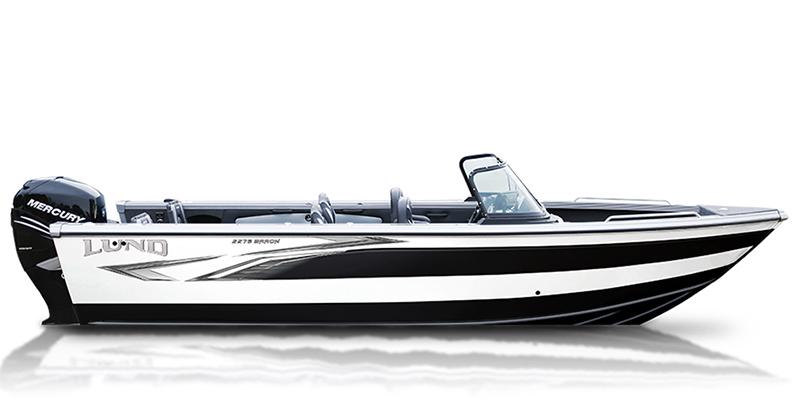 2020 Lund Baron 2275 Sport at Pharo Marine, Waunakee, WI 53597