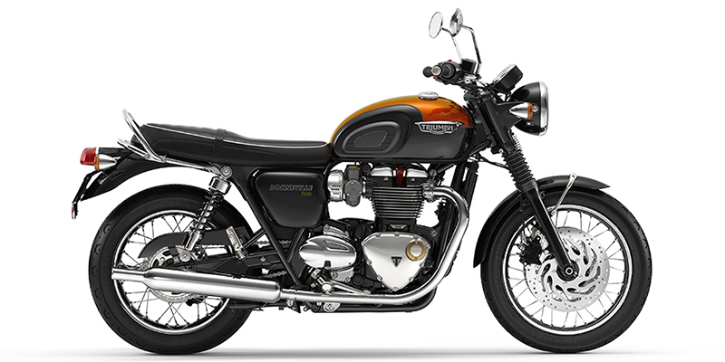 Bonneville T120 at Used Bikes Direct