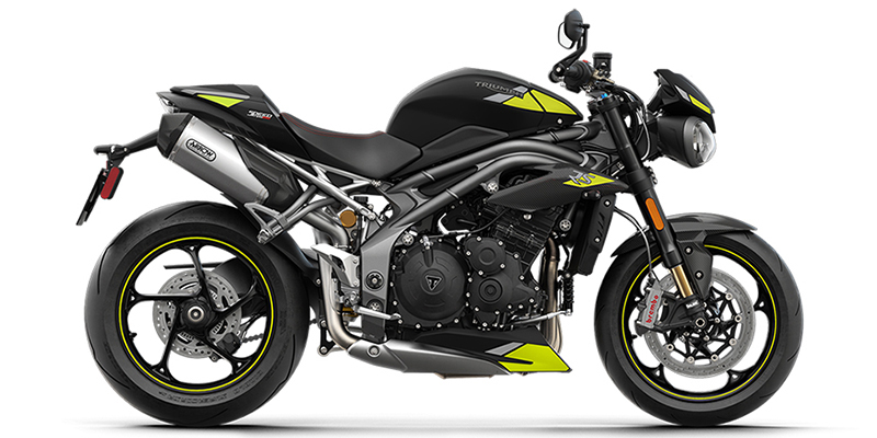 Speed Triple RS at Eurosport Cycle