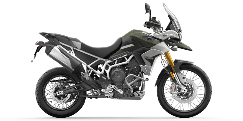 Tiger 900 Rally Pro at Used Bikes Direct