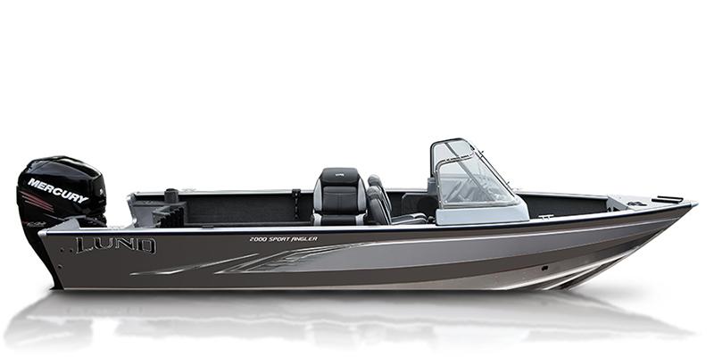 2020 Lund Sport Angler 2000 at Pharo Marine, Waunakee, WI 53597