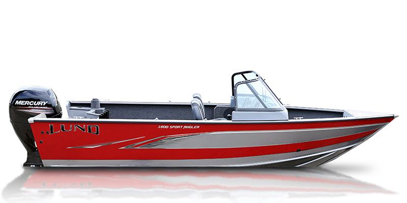 2020 Lund Sport Angler 1800 at Pharo Marine, Waunakee, WI 53597