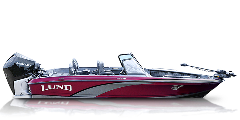 2020 Lund Pro-V GL 202 at Pharo Marine, Waunakee, WI 53597