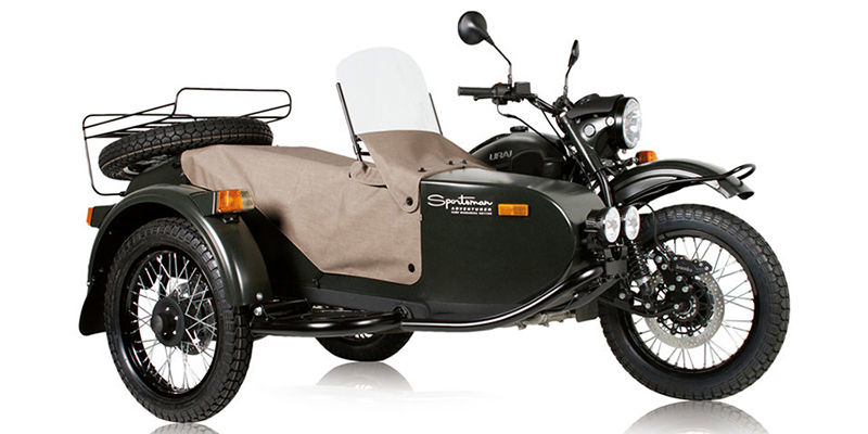 2020 Ural Gear-Up Sportsman Adventurer Camp Wandawega Edition at Randy's Cycle, Marengo, IL 60152