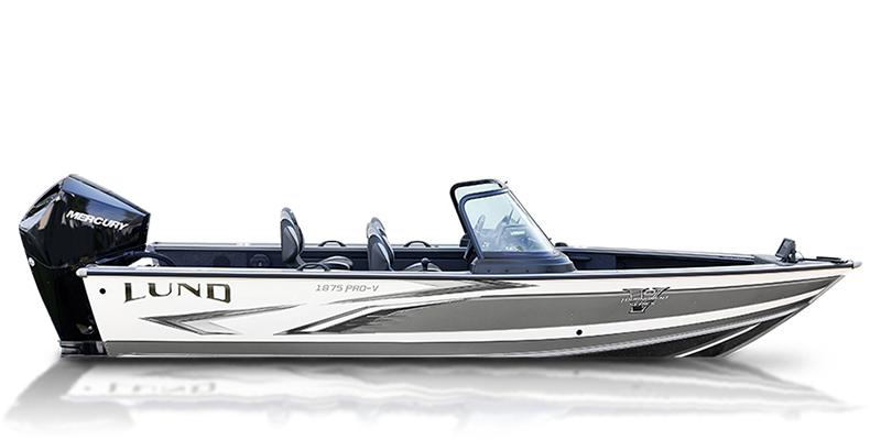 2020 Lund Pro-V 1875 SS at Pharo Marine, Waunakee, WI 53597