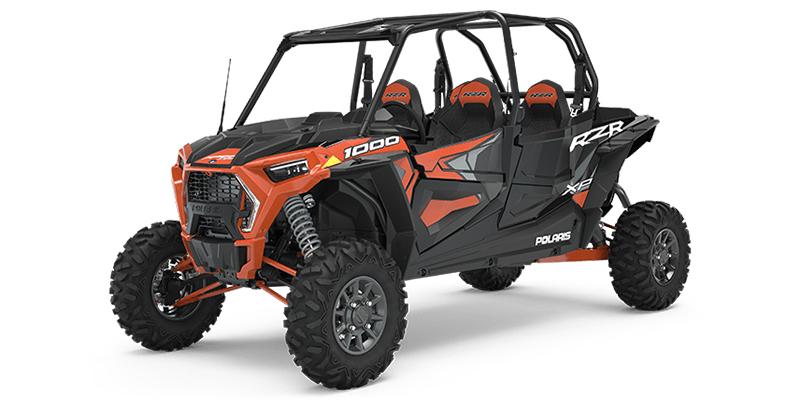 RZR XP® 4 1000 Premium Edition at Midwest Polaris, Batavia, OH 45103