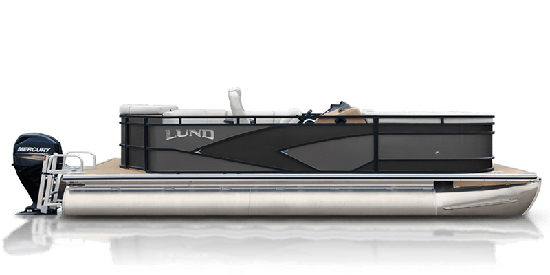 2020 Lund LX 200 Pontoon Boat Cruise at Pharo Marine, Waunakee, WI 53597