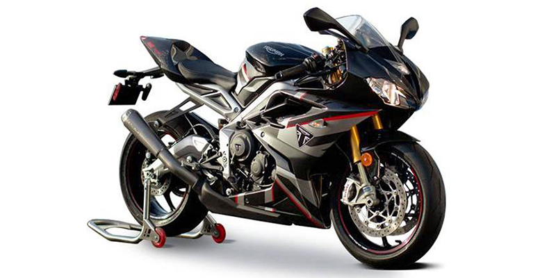 Daytona Moto2™ 765 at Eurosport Cycle