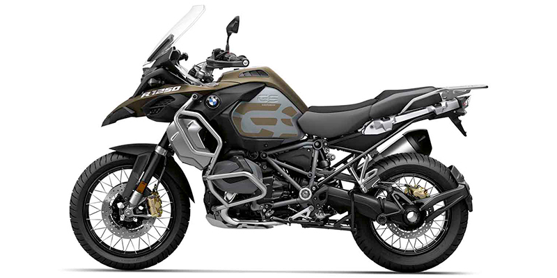 R 1250 GS Adventure at Frontline Eurosports