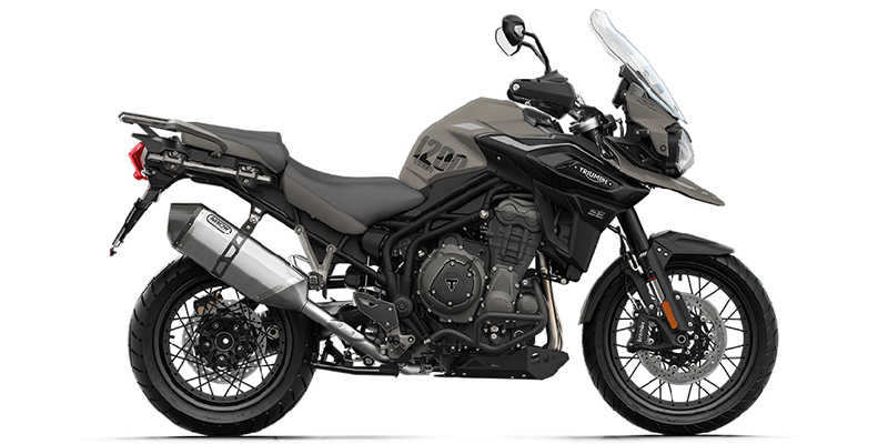 Tiger 1200 Desert Edition at Used Bikes Direct