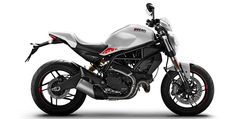 2020 Ducati Monster 797+ at Eurosport Cycle