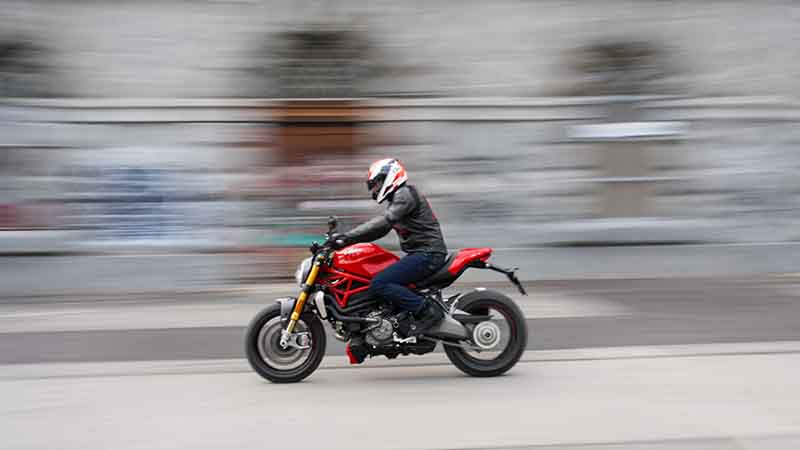 2020 Ducati Monster 1200 at Eurosport Cycle