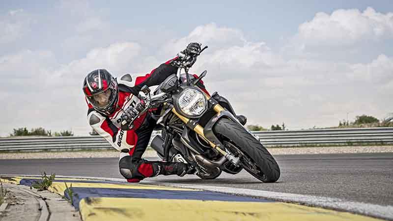 2020 Ducati Monster 1200 S at Eurosport Cycle
