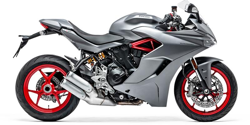 2020 Ducati SuperSport Base at Eurosport Cycle
