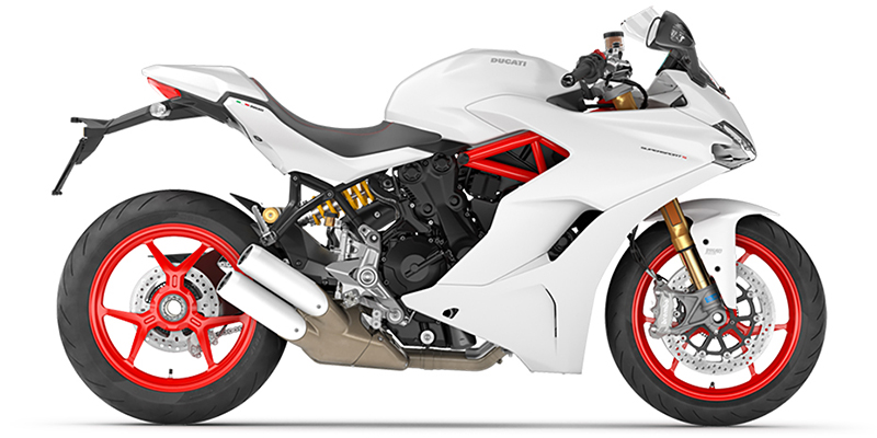2020 Ducati SuperSport S at Eurosport Cycle