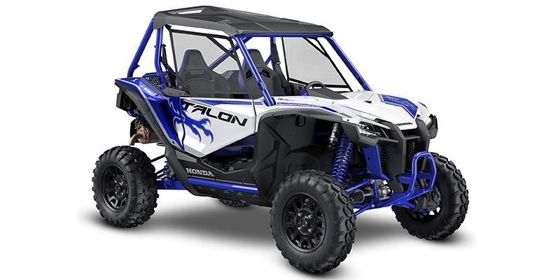 Talon 1000X FOX® Live Valve at Kent Motorsports, New Braunfels, TX 78130