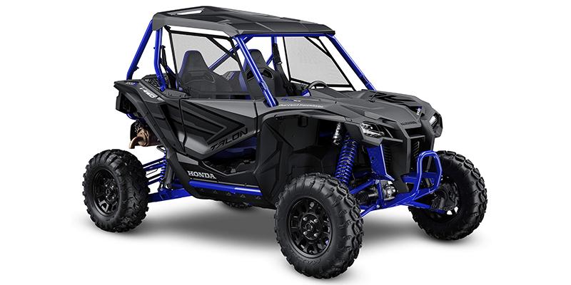 2021 Honda Talon 1000R FOX Live Valve at Kent Motorsports, New Braunfels, TX 78130