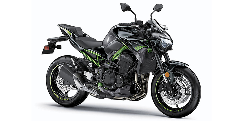 2020 Kawasaki Z900 ABS at Powersports St. Augustine