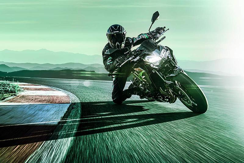 2020 Kawasaki Z900 ABS at Powersports St. Augustine
