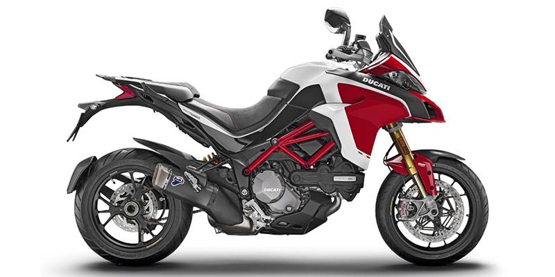 2020 Ducati Multistrada 1260 Pikes Peak at Eurosport Cycle