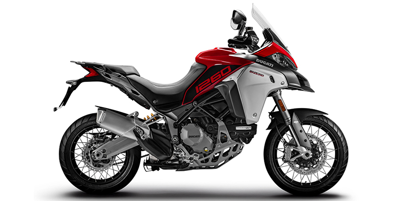 2020 Ducati Multistrada 1260 Enduro at Eurosport Cycle