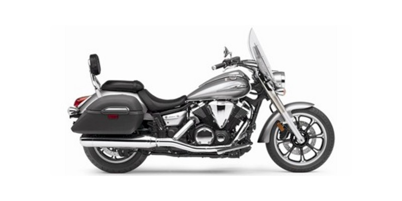 2009 Yamaha V Star 950 Tourer at Shawnee Honda Polaris Kawasaki