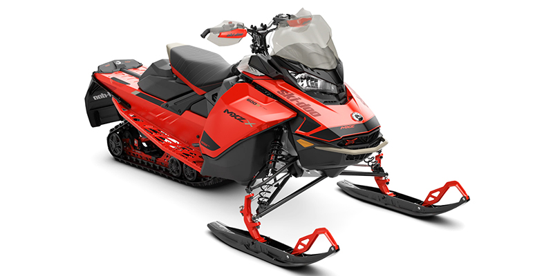 2021 Ski-Doo MXZ® X 600R E-TEC® at Power World Sports, Granby, CO 80446