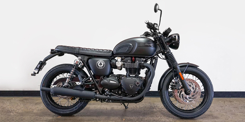 Bonneville T120 Ace at Used Bikes Direct