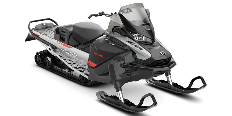 Skandic® Sport 600 EFI at Clawson Motorsports