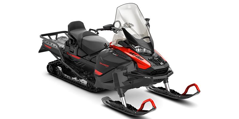 2021 Ski-Doo Skandic® WT 600R E-TEC® at Power World Sports, Granby, CO 80446
