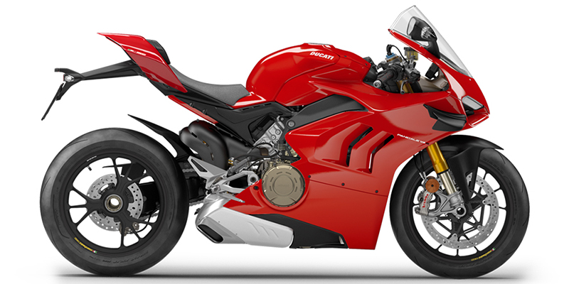 2020 Ducati Panigale V4 S at Eurosport Cycle