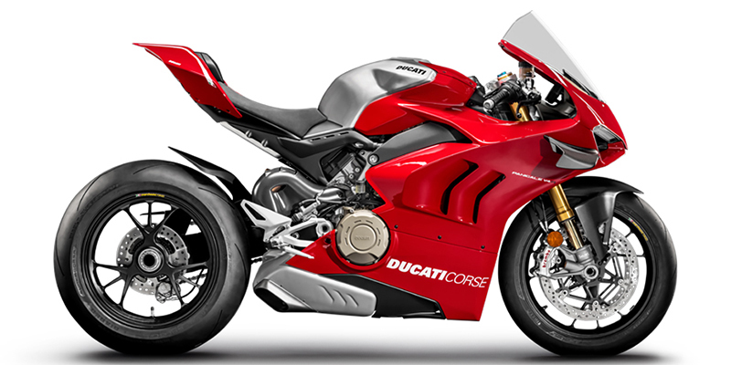 2020 Ducati Panigale V4 R at Eurosport Cycle