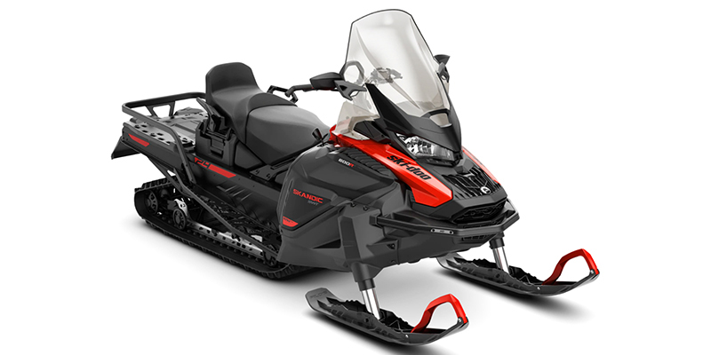 Skandic® SWT 600R E-TEC at Clawson Motorsports