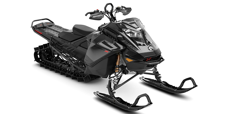 Summit X with Expert Package 850 E-TEC® at Riderz