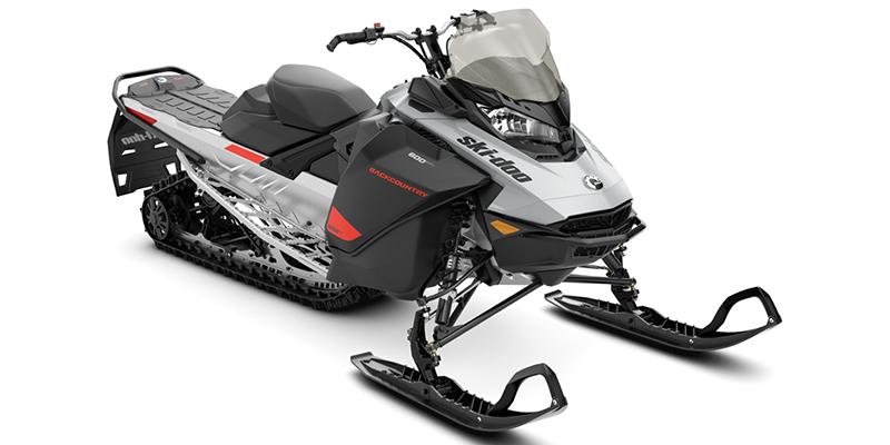 2021 Ski-Doo Backcountry® Sport 600 EFI at Power World Sports, Granby, CO 80446