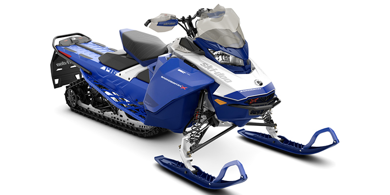 Backcountry™ X® 850 E-TEC® at Riderz