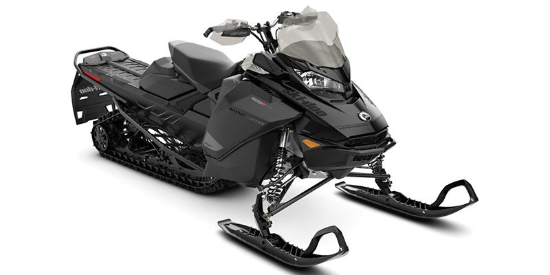 Backcountry 600R E-TEC® at Power World Sports, Granby, CO 80446