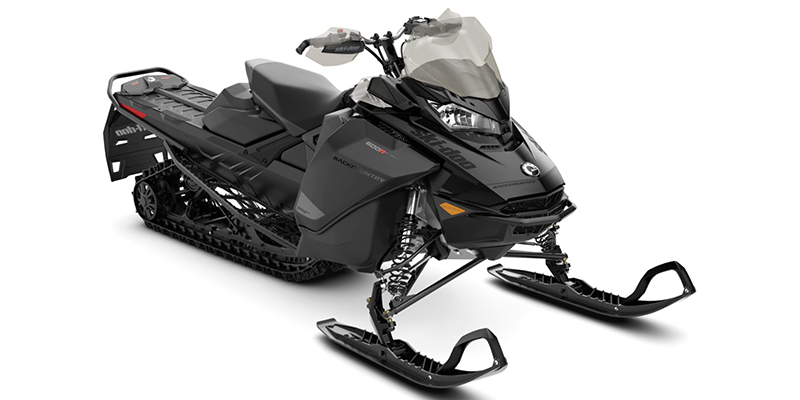 Backcountry 600R E-TEC® at Hebeler Sales & Service, Lockport, NY 14094