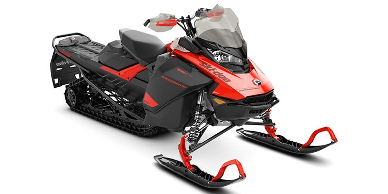 Backcountry 850 E-TEC® at Riderz