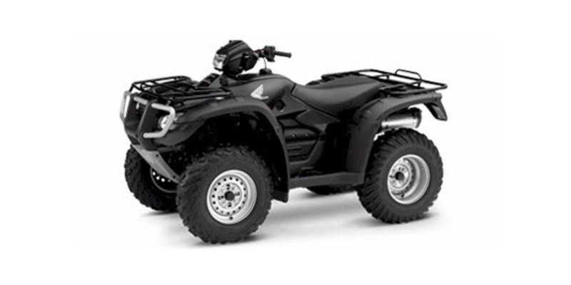 2009 Honda FourTrax Foreman 4x4 ES at ATVs and More
