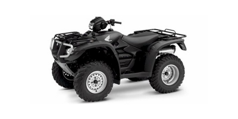 2009 Honda FourTrax Foreman 4x4 ES at ATVs and More