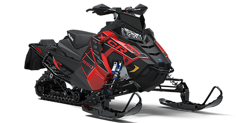 850 INDY® XCR® 129 at Clawson Motorsports
