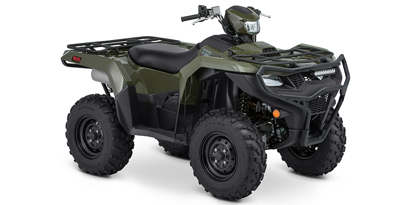 KingQuad 500AXi Power Steering with Rugged Package at Bettencourt's Honda Suzuki