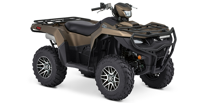 KingQuad 500AXi Power Steering SE+ with Rugged Package at Bettencourt's Honda Suzuki
