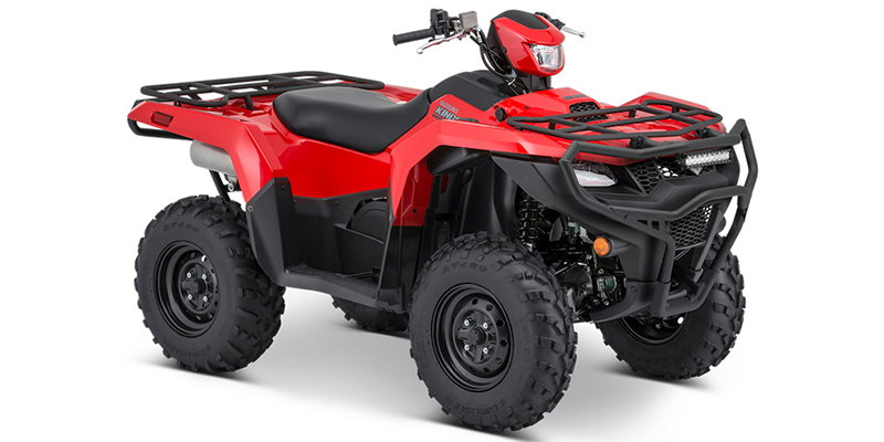 KingQuad 750AXi Power Steering with Rugged Package at Bettencourt's Honda Suzuki