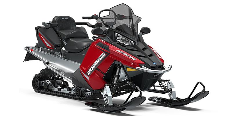 2021 Polaris INDY® Adventure 550 155 at Cascade Motorsports